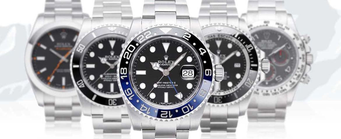 "Explore The Past And Present Life Of Rolex ""Water Ghost Series"""